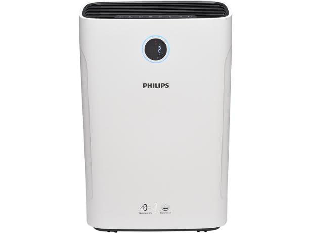 Philips AC3829/60 2-in-1 Air Purifier and Humidifier front view