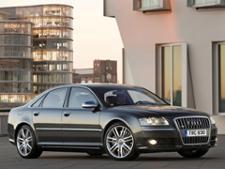 Audi A8 (2003-2011)