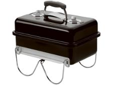 Weber Go-Anywhere portable charcoal BBQ