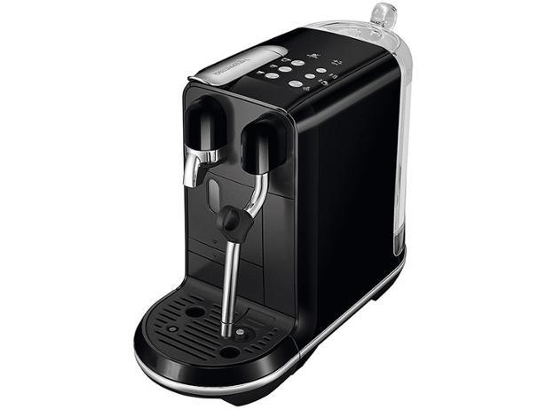 Sage Nespresso Creatista Uno SNE500BKS front view