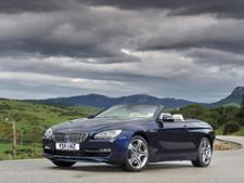 BMW 6 Series Convertible (2011-)