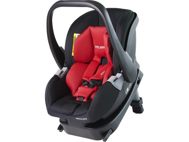 Recaro Privia Evo SmartClick Review