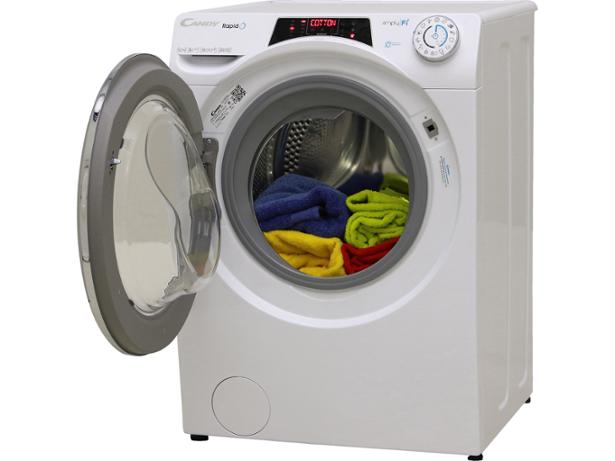 Candy Rapido Ro16106dwhc7 Washing Machine Review Which