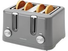 Argos Cookworks 4 Slice Toaster 699/1577