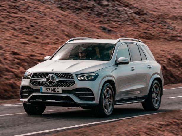 Mercedes-Benz GLE (2019-)