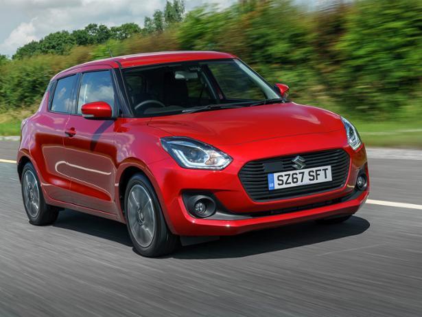 Suzuki swift 2017 new used car review which suzuki swift 2017 review fandeluxe Choice Image
