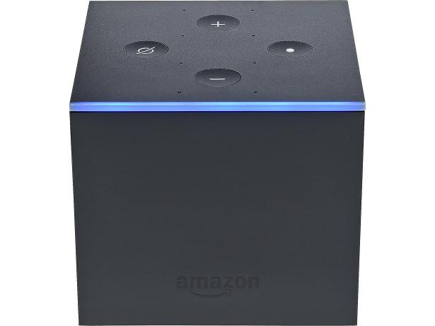 Amazon Fire TV Cube front view