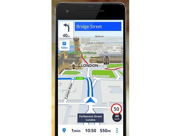 Sygic GPS Navigation & Offline Maps (Android) sat nav review ... on android liberty, android samsung, android navigation, android eclipse, android driver, android commander, android excel, android ring, android fusion,