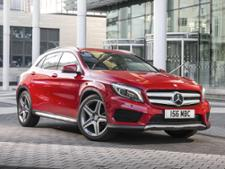 Mercedes-Benz GLA (2014-2020)