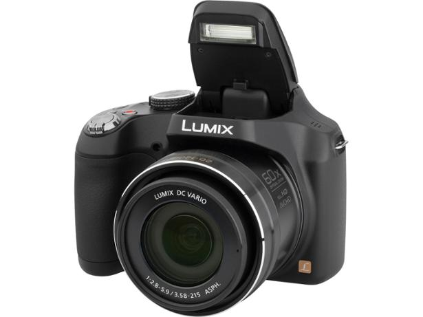 panasonic lumix dmc fz72 bridge camera review which. Black Bedroom Furniture Sets. Home Design Ideas