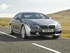 BMW 6 Series Gran Coupe (2012-)