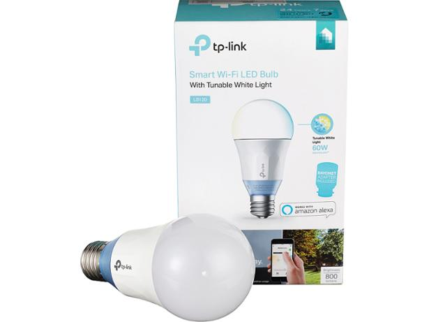 TP-Link Smart wi-fi LED bulb with tunable white light LB120