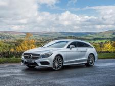Mercedes-Benz CLS Shooting Brake (2012-2017)