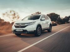 Honda CR-V Hybrid (2019-)