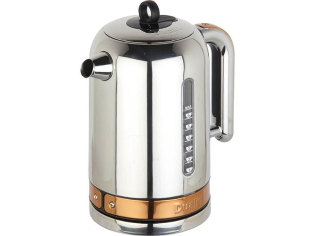 Dualit 72820 Classic Kettle Copper