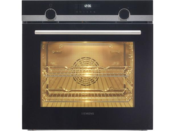 Siemens Iq500 Hb578a0s0b Built In Oven Review Which