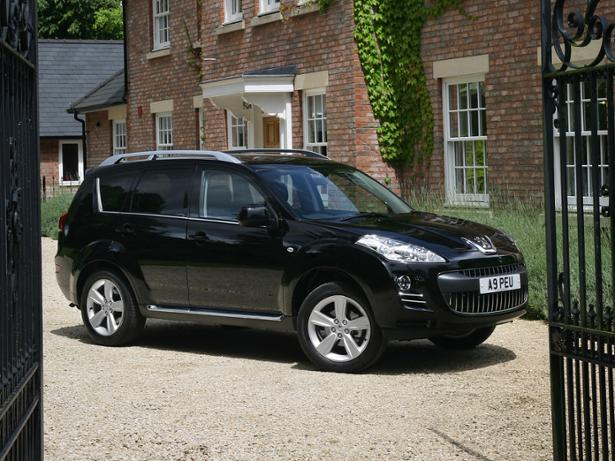 peugeot 4007 (2007-2012) new & used car review - which?