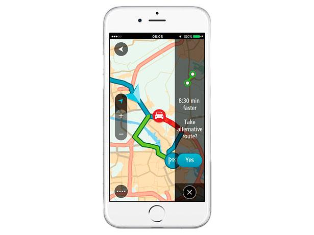 tomtom go mobile ios sat nav review which. Black Bedroom Furniture Sets. Home Design Ideas