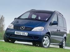 Mercedes-Benz Vaneo (2002-2005)