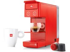 FrancisFrancis! illy Y3.2 IperEspresso/Filtro Machine Red