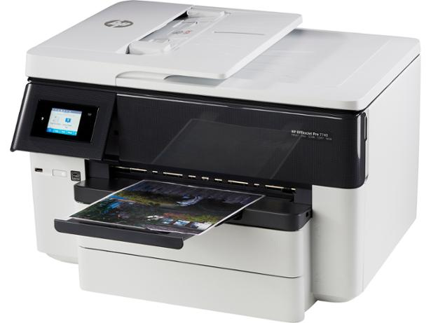 HP Officejet Pro 7740 printer review - Which?