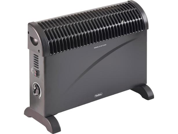 VonHaus Electric Convector Heater