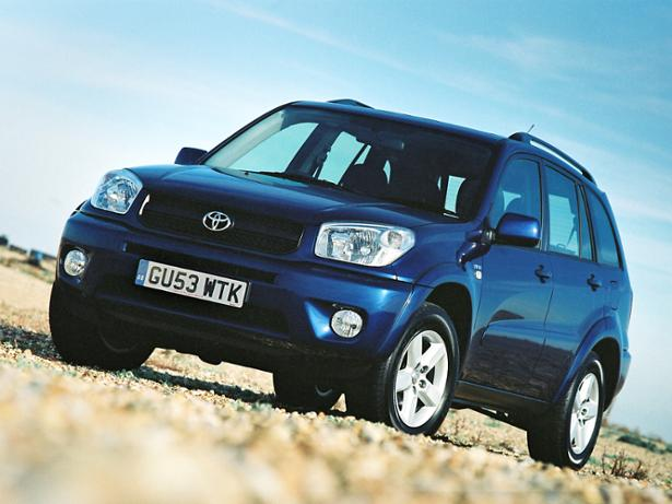 Toyota Rav4 2000 2005 New Used Car Review Which