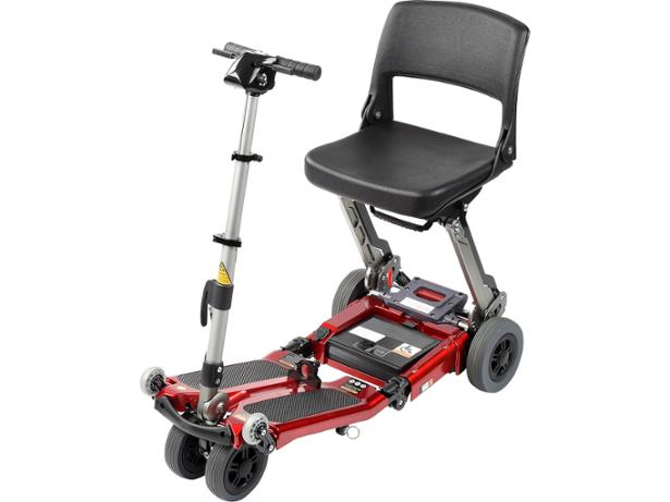 Mobility scooter reviews which luggie folding mobility scooter fandeluxe Image collections