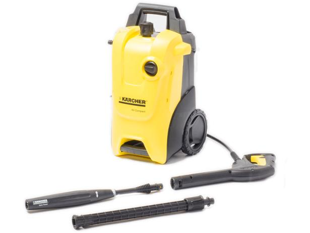karcher k4 compact pressure washer review which. Black Bedroom Furniture Sets. Home Design Ideas