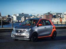 Smart ForFour (2015-)