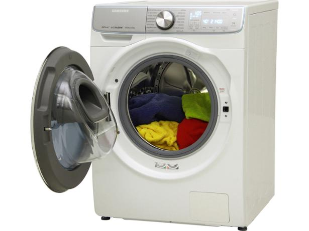 Samsung WD10N84GNOA QuickDrive with AddWash washer-dryer
