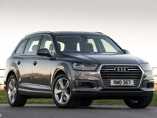 Audi Q7 e-Tron (2016-2019)