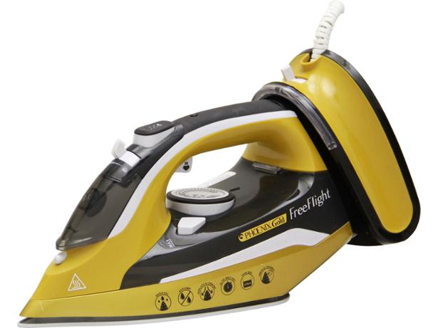 9ede6fb37 JML Phoenix Gold FreeFlight Cordless steam iron review - Which