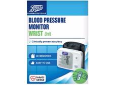Boots Blood Pressure Monitor - Wrist