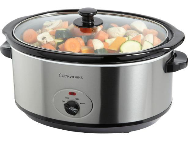 Argos Slow Cooker 422/8826 slow cooker review - Which?