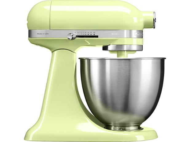 Amazing Kitchenaid Artisan Mini 5Ksm3311Xbhw Stand Mixer Review Which Home Interior And Landscaping Ologienasavecom