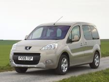 Peugeot Partner Teepee (2008-)