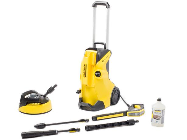 karcher k4 full control home pressure washer review which. Black Bedroom Furniture Sets. Home Design Ideas