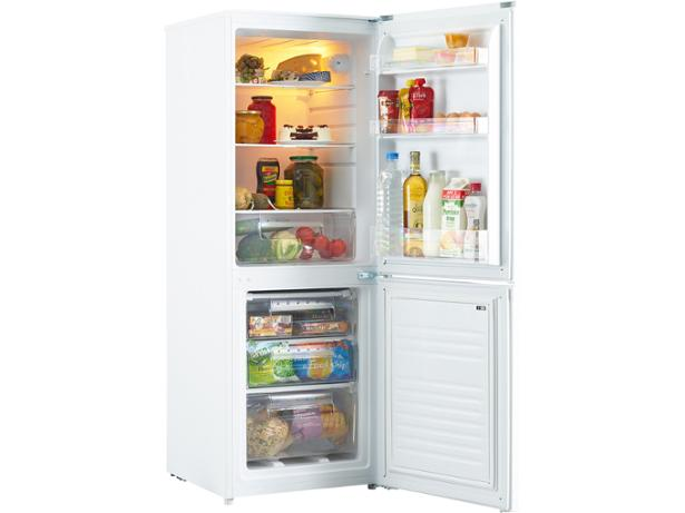 Currys Essentials C55CW16 fridge freezer review - Which?