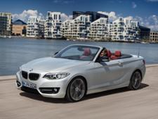 BMW 2-Series convertible (2015-)