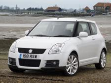Suzuki Swift (2005-2010)