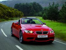 BMW M3 Convertible (2008-2013)