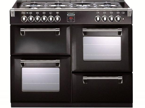 Stoves Richmond 1000GT front view