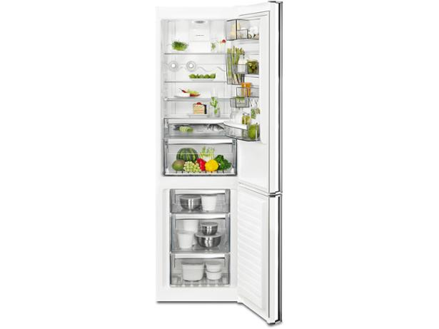 aeg rcb83724mw review aeg rcb83724mw fridge freezer review   which   rh   which co uk