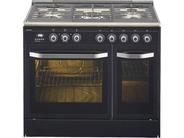 john lewis jlrc922 range cooker review which. Black Bedroom Furniture Sets. Home Design Ideas