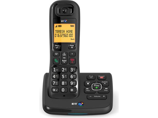 BT XD56 single cordless phone review - Which?