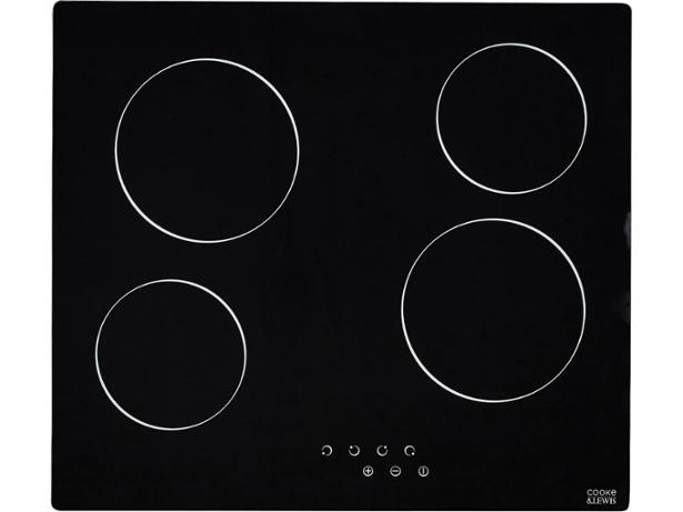 Cooke And Lewis Clcer60 Hob Review Which