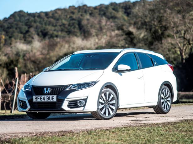 Honda Civic Tourer 2014 2018 New Used Car Review Which