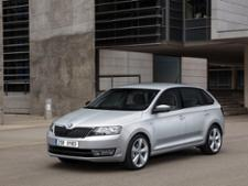 Skoda Rapid Spaceback (2013-)