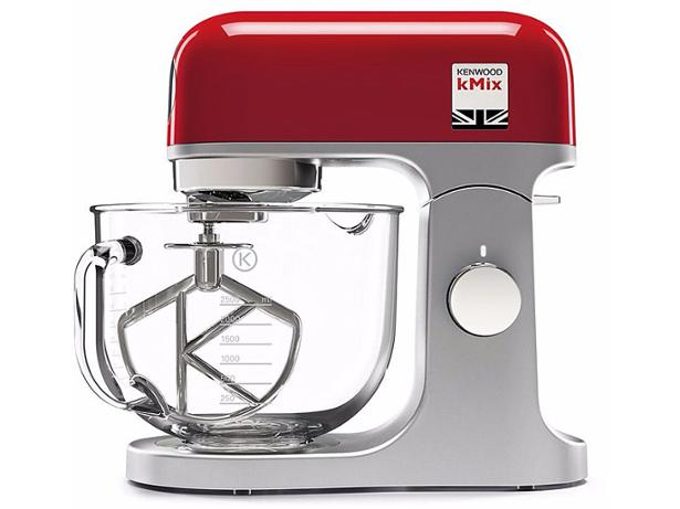 Kenwood Kmix Kmx754rd Stand Mixer Review Which